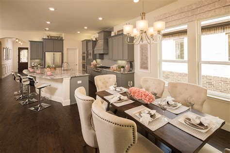 Model Home Decor by New Homes In 77386 Harmony 50 Series At Vivace Shea Homes
