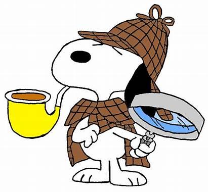 Snoopy Detective Favourites