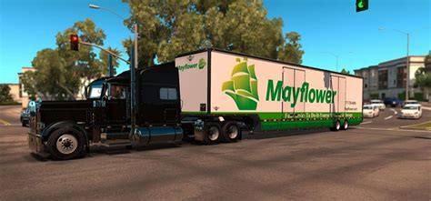 RD Moving Van for Mod -Euro Truck Simulator 2 Mods
