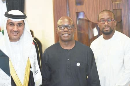 The national president of the group we are supporting tinubu and calling on him, begging him, inviting him to contest the 2023. Friends, family honour Kafaru Tinubu at Ramadan | Tribune ...