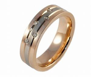 Gold wedding ring men rose gold wedding rings for men for Rose gold wedding rings for men