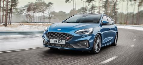 2020 ford focus rs st 2020 ford focus st revealed confirmed for australia