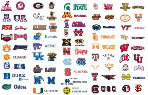 College Logos College Logos Logo Brands For Free Hd 3d
