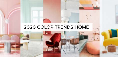 top  color trends home discover  ultimate color guide