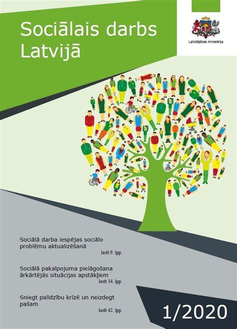 Ir iznācis izdevuma Sociālais darbs Latvijā 2020.gada ...