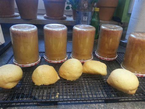 kuchen im glas leckeres aus gertrauds k 252 che kuchen im glas