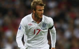 David Beckham Soccer Player