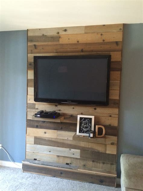 rustic wall decor   home   bedroom tv