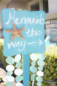 Under the sea Themed birthday parties and Mermaids on