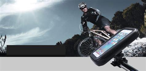 handy am fahrrad handy fahrradtasche in der gr 246 sse m zur montage am lenker