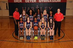 Bishop Hartley Girls Basketball