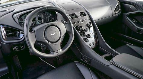 2019 Aston Martin Vanquish Interior