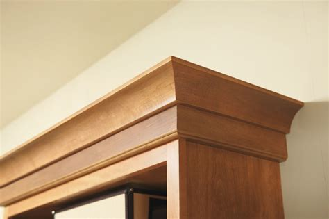 modern crown molding for kitchen cabinets aristokraft crown moulding contemporary other metro