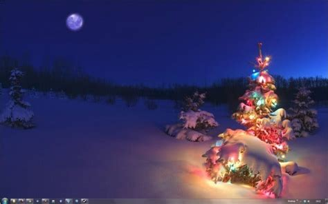 winter christmas themes  windows ghacks tech news