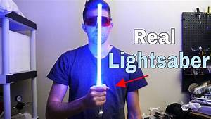 Making a Real Lightsaber Using Rydberg Atoms and Photonic ...