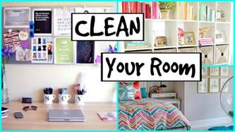 how to clean organize your room for the summer
