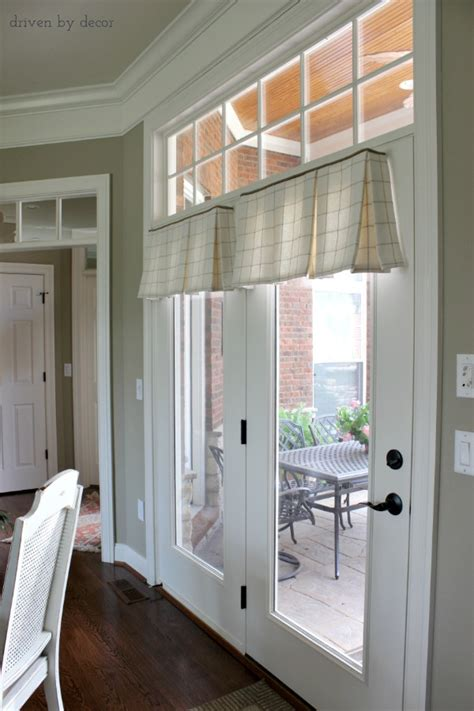 window treatments   tricky windows driven  decor