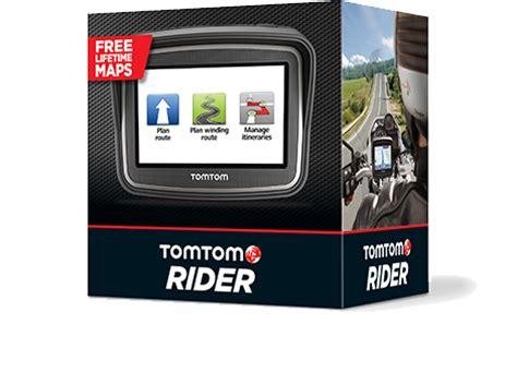 tomtom rider 2 navigatore per moto tomtom rider 2 tom tom gps completo ebay
