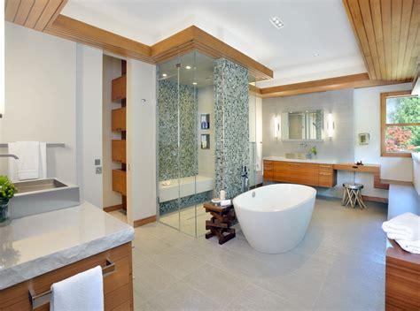 The Spa-like Bathroom