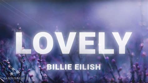 Billie Eilish - Lovely (Lyrics) ft. Khalid - YouTube