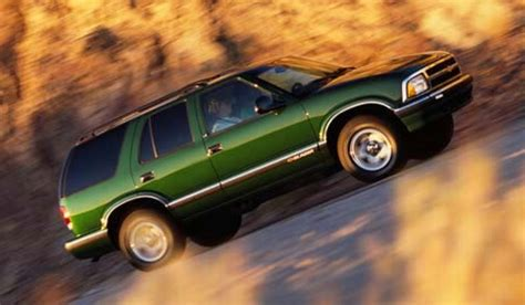 download car manuals pdf free 1997 chevrolet blazer user handbook chevrolet blazer lt 4x4 1997