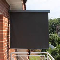 sonnenschirme fã r balkon balkon seitenmarkise länge 200cm breite 150cm balkonerlebnis de