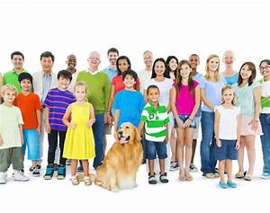Multi-Ethnic Group Of Mixed Age People Stock Image - Image ...