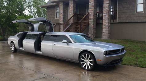 Dodge Challenger Limo | Clean Ride Limo