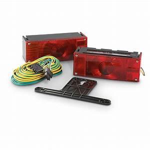 Valley U00ae Submersible Led Trailer Light Kit