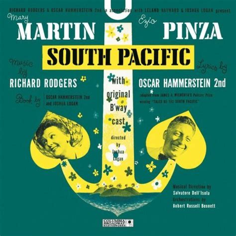 Image result for Rodgers and Hammerstein South Pacific