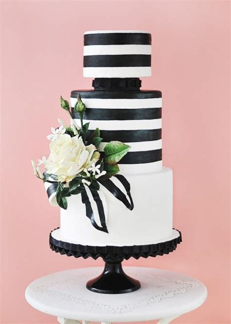 modern black  white wedding cakes bajan wed bajan wed