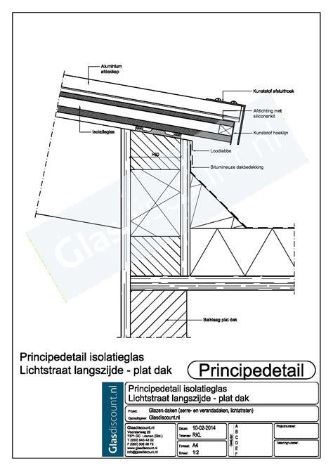 minimale hoek dakpannen afdekprofiel aluminium schroefbaar met beglazingsrubbers