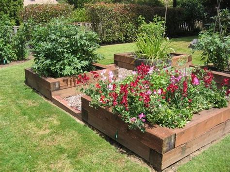 raised garden bed ideas how to build a raised garden bed clever landscaping ideas