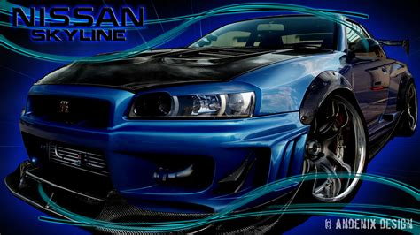 Nissan Skyline Wallpaper Hd (73+ Images