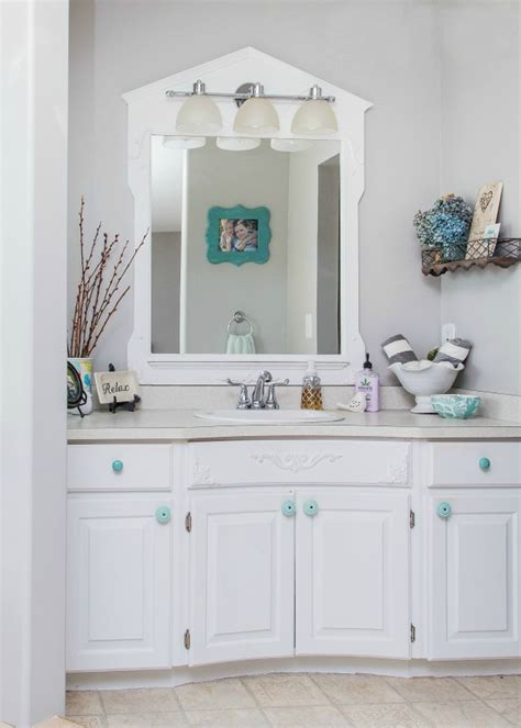 How To Declutter The Bathroom  Clean And Scentsible