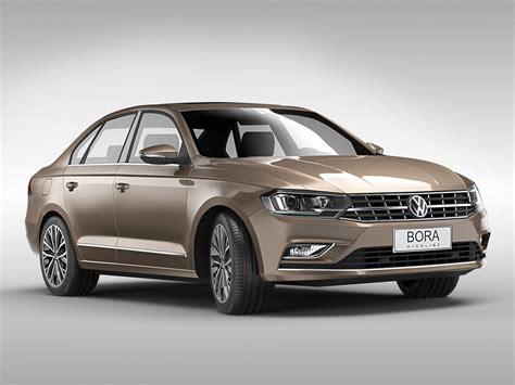volkswagen bora volkswagen bora 2016 3d model max obj 3ds fbx c4d ma mb