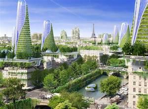 A quoi pourrait ressembler un Paris écologique en 2050
