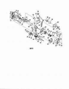 35 Yard Machine Tiller Parts Diagram