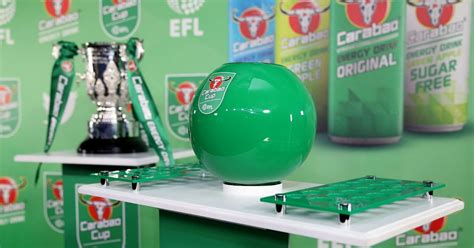 Carabao Cup: Round One Draw Bescot Banter