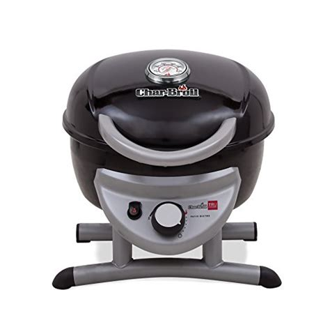 portable patio bistro gas grill char broil tru infrared patio bistro 180 portable gas