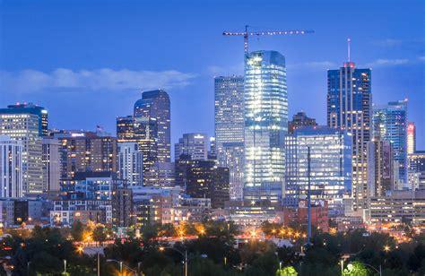 Of Denver by Denver Skyline September 2017 Denver Review