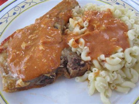 cuisine cote de porc recettes de sauce tomate de la cuisine au