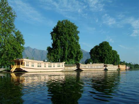 asisbiz travel photo alblum  kashmir houseboats