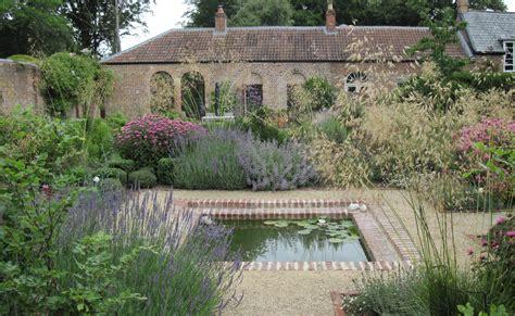 small country house plans walled garden amanda patton