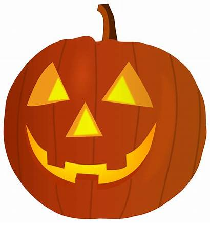 Pumpkin Face Mean Clipart Halloween Clip Carving