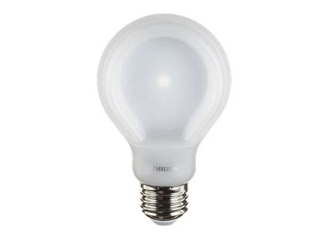 philips slimstyle 60w a19 soft white led lightbulb