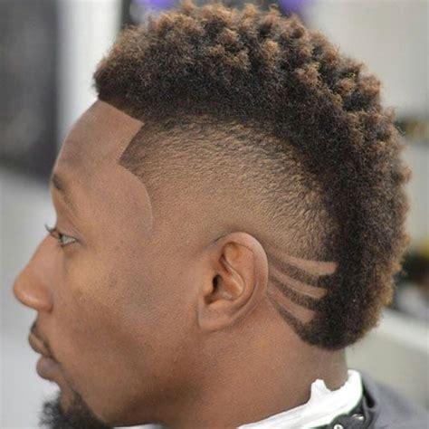 black men s mohawk hairstyles black men haircuts