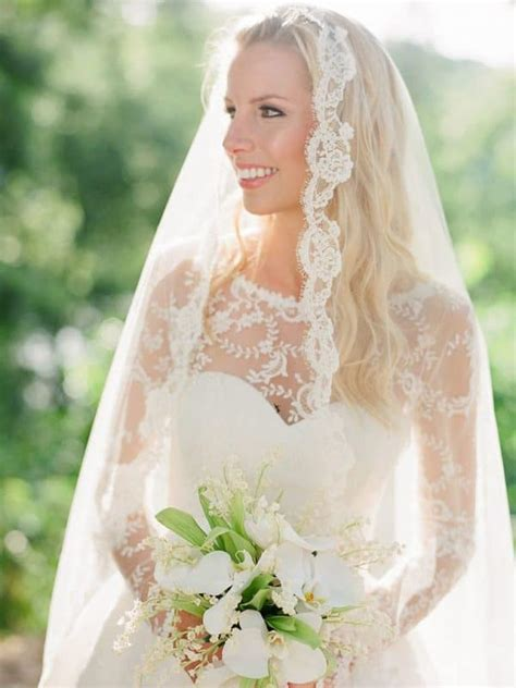 Sweet Wedding Veil Hairstyle Ideas That Will Make You Look