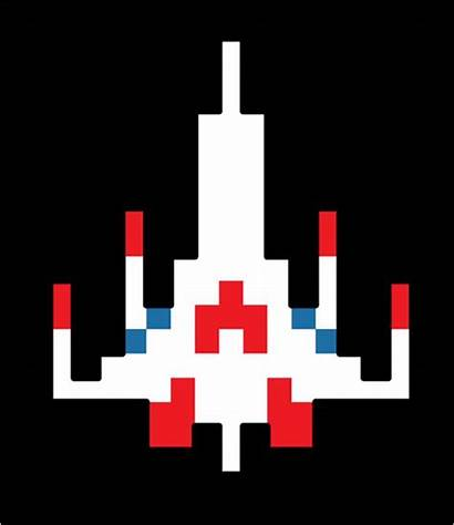 Ship Space Galaga Invaders Spaceship Ships Clipart
