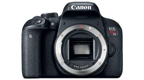 canon dslr range canon announce new mid range canon eos 77d rebel t7i dslr and m6 mirrorless cinema5d